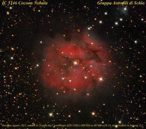 IC5146 - Cocoon Nebula