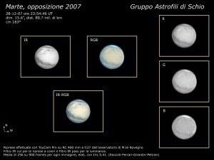 Marte in Opposizione 2007