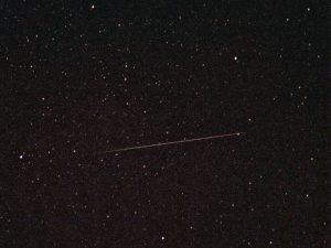 Meteora Perseide 2002