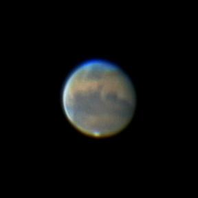 Marte in Opposizione 2006
