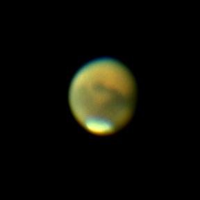 Marte in Opposizione 2003