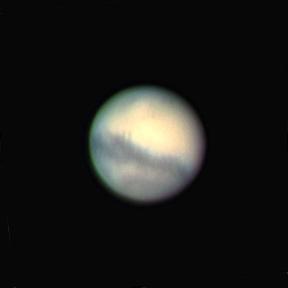 Marte in Opposizione 2005